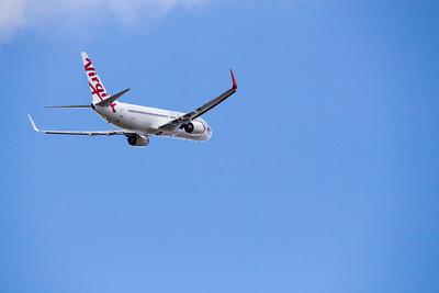 Virgin Australia Boeing 737