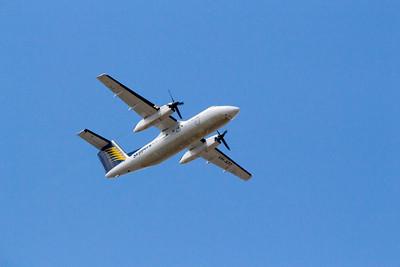 Skippers Aviation Dash 8 Q100