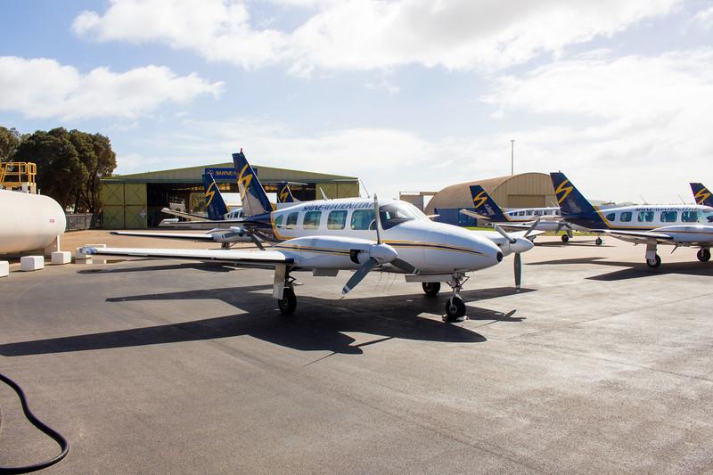 Cessna 404 Titan Ambassador