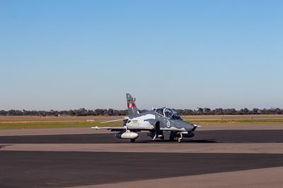 RAAF BAE Hawk