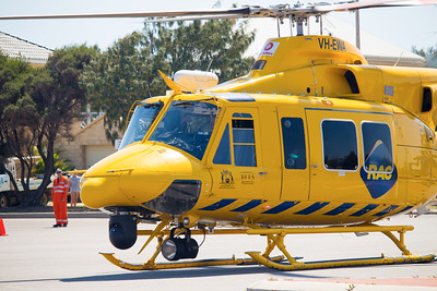 RAC Rescue Helicopter