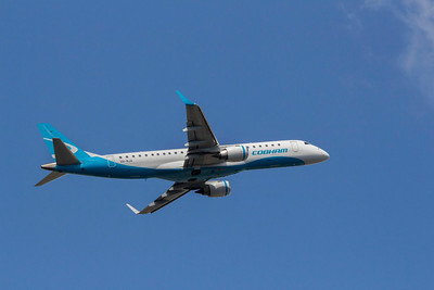 Cobham Aviation Embraer E190-100LR