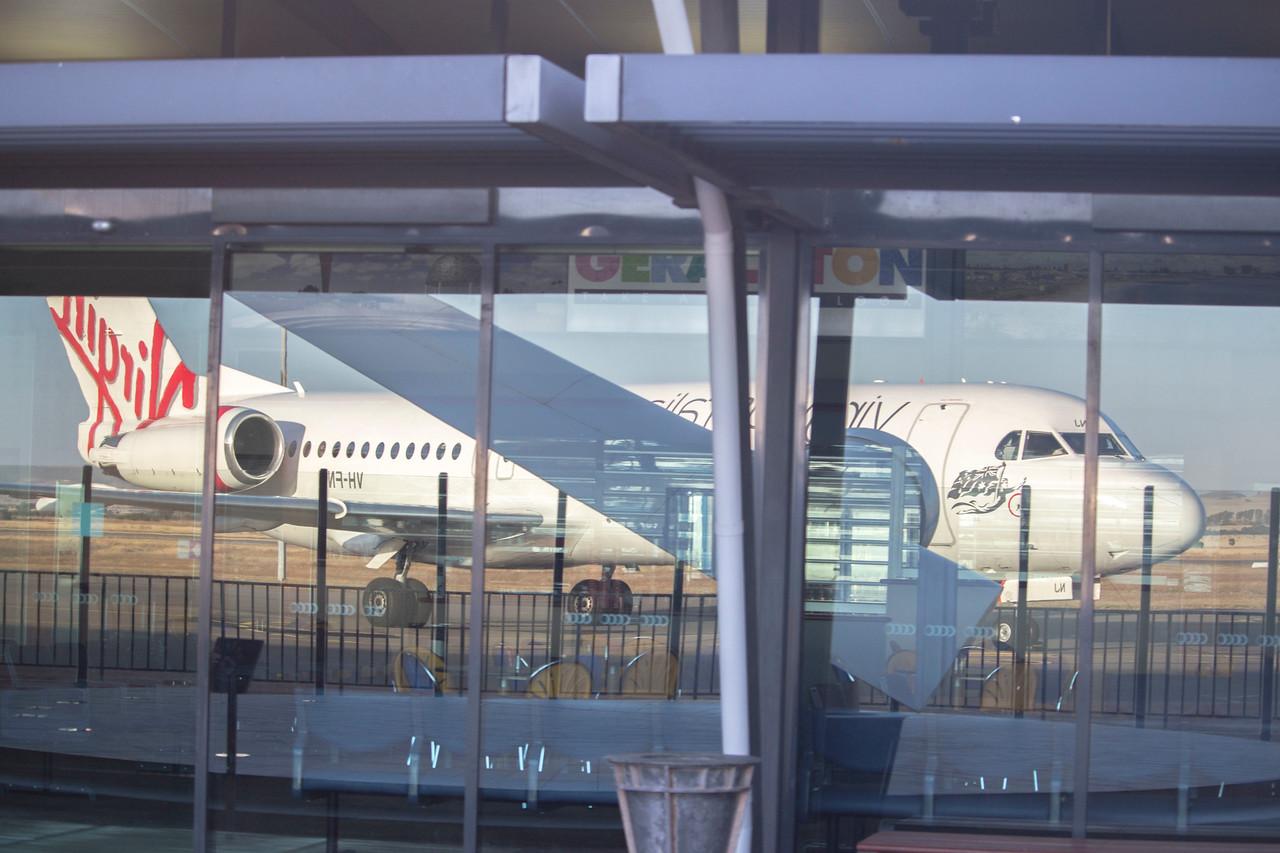 Geraldton Airport Window