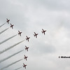 Red Arrows, Bray, 24-07-2016