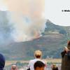 Scrub Fire, Bray Head, 24-07-2016