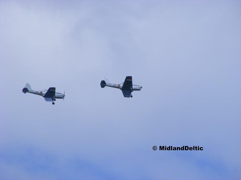 """169"" (G-ARGG), ""170"" (G-BDRJ), Bray Air Spectacular, 20-07-2014"