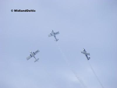 G-MAXV, G-VFDS, G-EGRV, Bray Air Spectacular, 20-07-2014