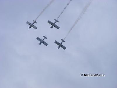 G-MAXV, G-VFDS, G-EGRV, G-CIBM, Bray Air Spectacular, 20-07-2014