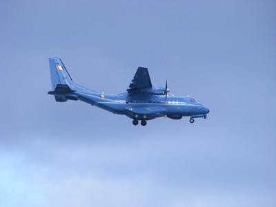 Irish Air Corps 253, Bray Airshow, 22-07-2012