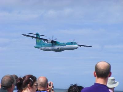 Stobart Air EI-REO, Bray, 22-07-2012