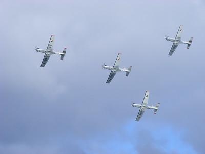 261, 262, 263, 267 Irish Air Corps, Bray Air Show, 22-07-2012
