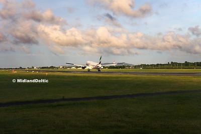 Emirates A6-EYD, Dublin, 21-07-2017