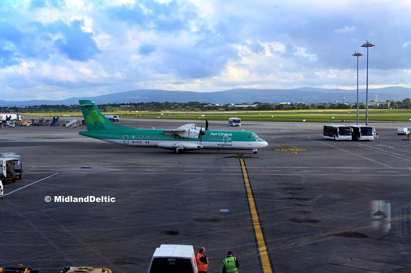 Stobart Air EI-FCZ, Dublin Airport, 21-07-2017