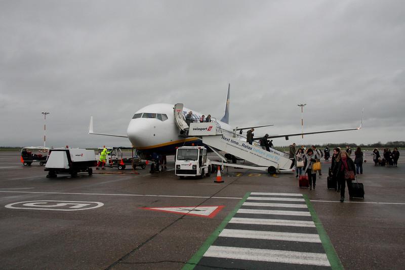 EI-DAN, East Midlands Airport, 09-01-2016