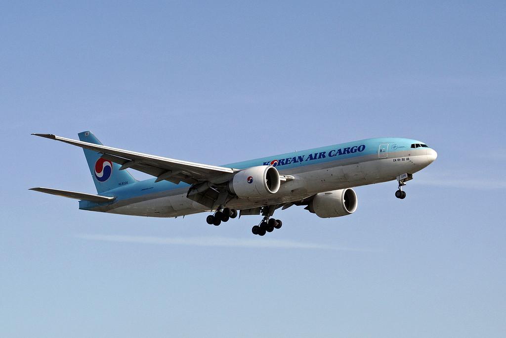Korean Air Cargo - Terrysbusphotos