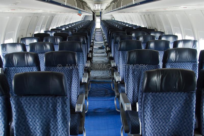 XU-RKR | Boeing 727-223 | Buraq Air