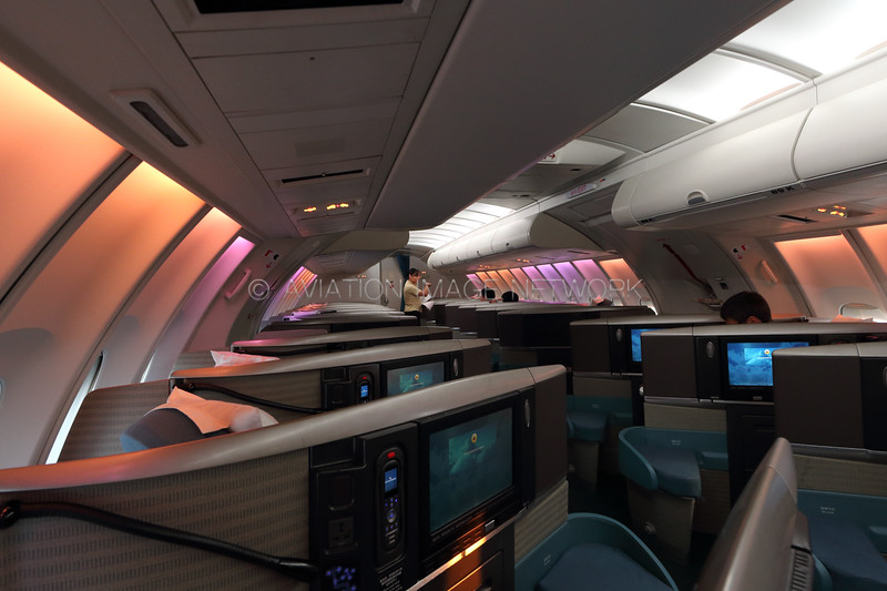 Boeing 747-467 | Cathay Pacific