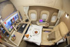 """Emirates Boeing 777 """"Game Changer"""" new First Class Suite"""