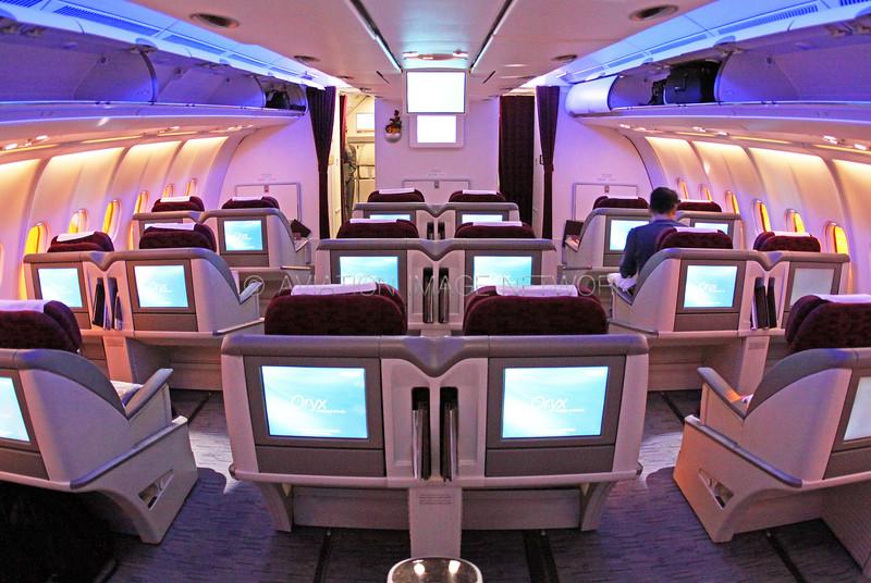 A7-AED   Airbus A330-302   Qatar Airways