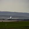 ZP802 departs RAF Lossiemouth