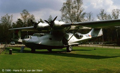 Consolidated PBY-5 A Catalina