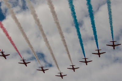 2009-07-05 Goodwood Festival of Speed, Day 3, Air Display