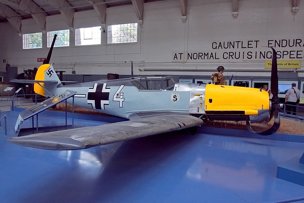 2010-09-13 Duxford Air Museum, Battle of Britain & Cold War Display