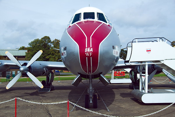 2010-09-13 Duxford Air Museum,  External Display