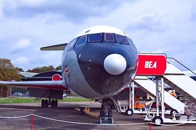 Duxford Air Museum, Outdoor Static Display