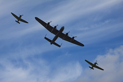 2010-09-19 Goodwood Revival, Day 2, Battle of Britain Memorial Flight