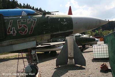 MiG 23 Polish airforce.