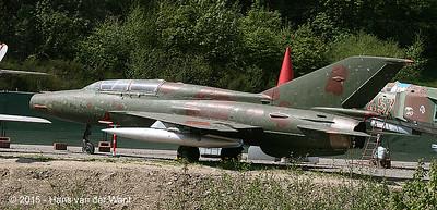MiG 21 trainer
