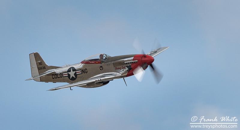 """P-51 Mustang """"Stang Evil"""""""