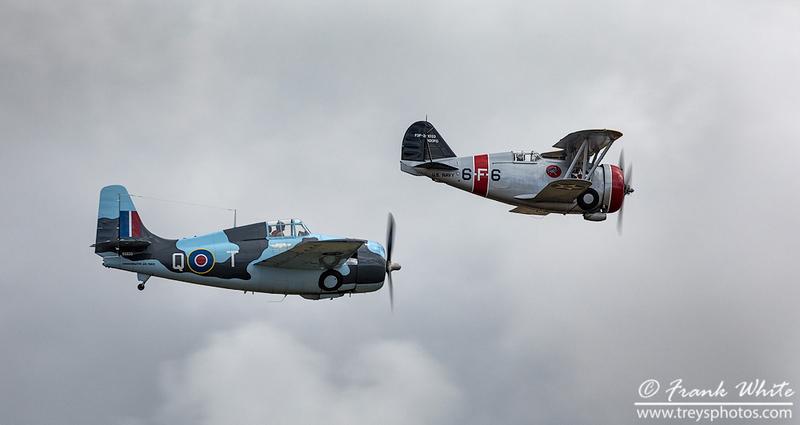 Grumman F3F (biplane) and Grumman Wildcat