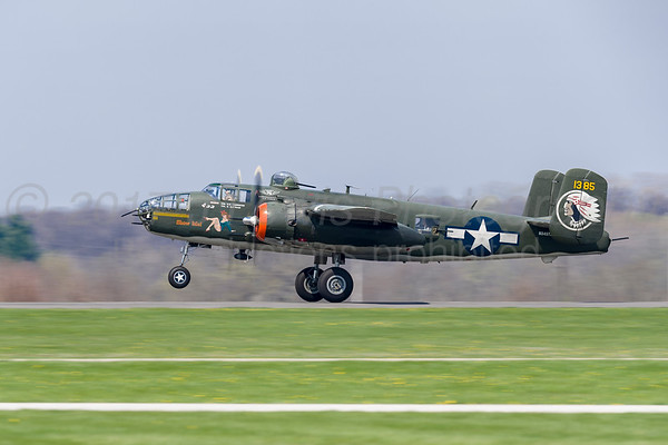 75th Anniversary of the Doolittle Raid Urbana Ohio