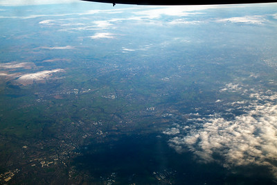 This too took quite some time to identify by studying the OS map and aerial photos, looking for landmarks to pinpoint and I can say that below is Wigan.