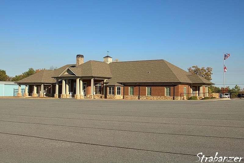 Terminal Bldg, RG Letourneau Field, Toccoa