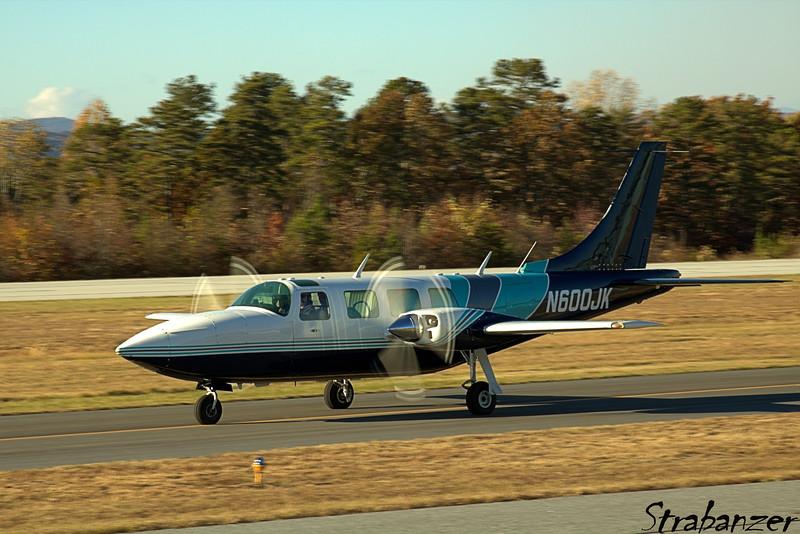 Smith AEROSTAR 600 N600JK