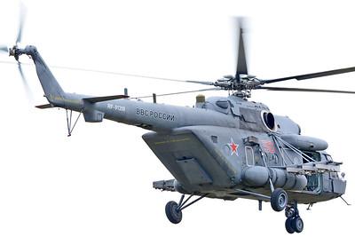 Mil Mi-8AMTSh Terminator RF-91208/50 Red