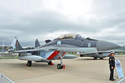 MiG-29KR Fulcrum-D RF-92324/48 Blue