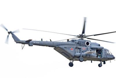 Mi-8AMTSh Terminator RF-91209/51 Red