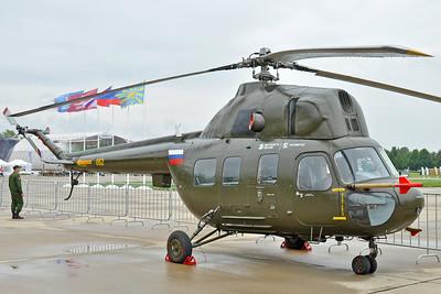 "Mil Mi-2M Hoplite ""062 Yellow"""