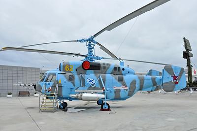 """Kamov Ka-29 Helix-B """"62 Yellow"""""""