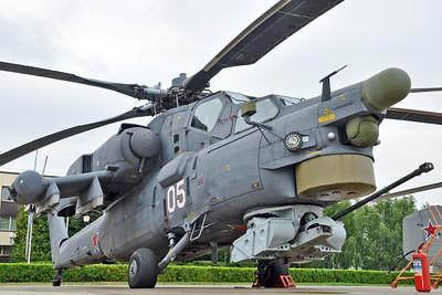 Mil Mi-28N Havoc-B RF-95315/05 White