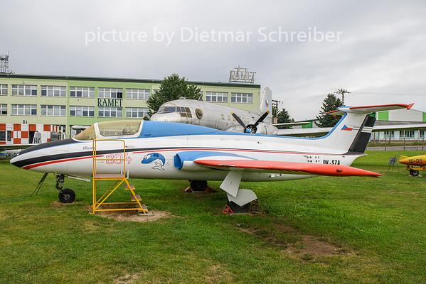 2020-09-04 OK-SZA Aero 29 Delphin