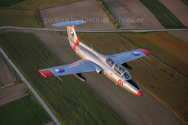 2017-09-08 OM-SLK Aero L29 Delfin