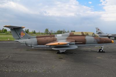 2019-04-27 338 L29 Delphin East German Air Force