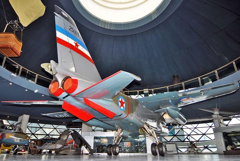 """Soko J-22 Orao prototype """"25001"""""""