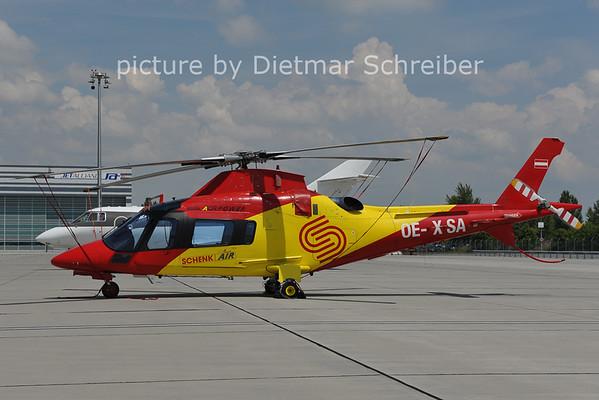 2011-06-13 OE-XSA Agusta A109 Schenk AIr