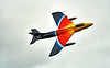 Hawker Hunter (G-PSST) Miss Demeanour at East Fortune - 28 July 2007